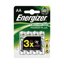 Pila ricaricabile 6 LR61 9 V ENERGIZER Recharge 4 batterie