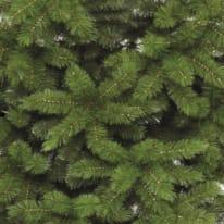 Albero di natale artificiale Champoluc verde H 210 cm