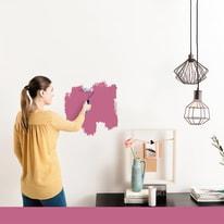 Pittura murale LUXENS 0,075 L rosa blush 3