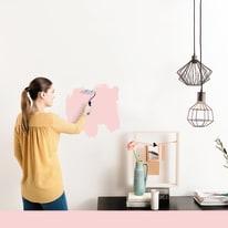 Pittura murale LUXENS 0,075 L rosa blush 5