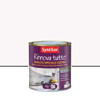 Smalto mobile cucina SYNTILOR 0.5 l bianco
