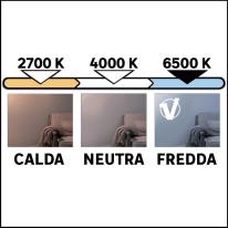 Lampadina LED G9 specifico bianco freddo 3.5W = 470LM (equiv 40W) 300° LEXMAN