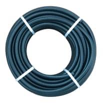 Tubo corrugato Ø 25 mm L 10 m Nero