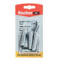 Tassello per materiale forato FISCHER SX L 50 mm x Ø 10 mm 10 pezzi