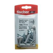 Tassello per materiale forato FISCHER SX L 30 mm x Ø 6 mm 15 pezzi