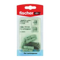 Tassello per cartongesso FISCHER 8 L 29 mm Ø 8 mm 5 pezzi