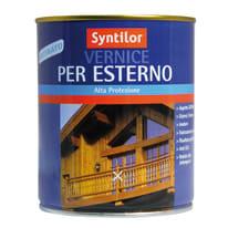 Vernice per legno da esterno liquido SYNTILOR 0.25 L rovere satinato