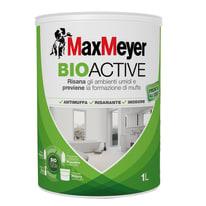 Pittura murale  antimuffa Bioactive MAX MEYER 1 L bianco