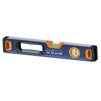 Livella manuale magnetica rettangolare DEXTER 40 cm 2 fiale