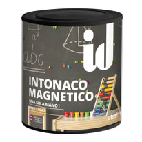 Pittura magnetica ID nero 1 L