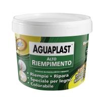 Stucco in pasta AGUAPLAST Alto Riempimento 1 kg bianco