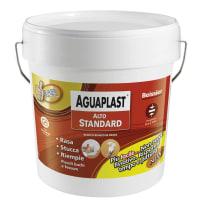 Stucco in pasta AGUAPLAST Alto Standard 25 kg bianco