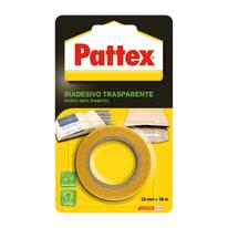 Nastro bi-adesivo PATTEX 10 m x 15 mm trasparente