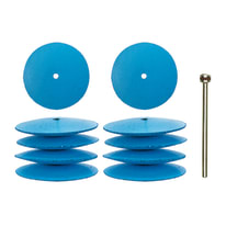 Disco PROXXON Ø 2.2 cm, 10 pezzi