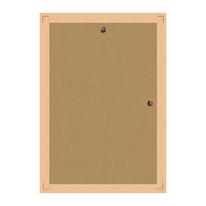 Cornice INSPIRE BICOLOR verde / giallo per foto da 50X70 cm
