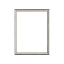Cornice Fabriano bianco per foto da 60X80 cm