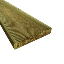 Listone in pino naturale e pino L 240 x H 9.5 cm, Sp 19 mm