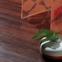 Pavimento pvc adesivo Merbau Sp 2 mm rosso