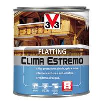 Flatting liquido V33 Clima estremo 0.75 L incolore opaco