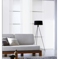 Pannello giapponese INSPIRE resinato One bianco 60x300 cm