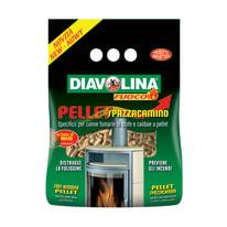 Pulitore DIAVOLINA Spazzacamino 1500