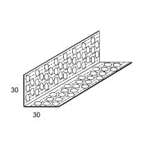 Paraspigolo Forato eco 30 mm x 3 m