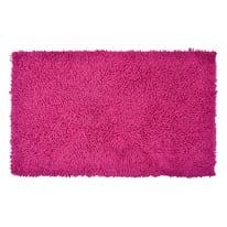Tappeto bagno rettangolare Bouclettes in 100% cotone 80 x 50 cm