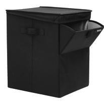 Portabiancheria Brabantia Stackable Laundry Box nero meno di 50 L