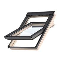 Finestra da tetto VELUX GGL MK08 3068  manuale L 78 x H 140 cm grigio antracite