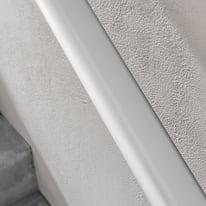 Kit corrimano ARTENS in alluminio L 200 x 3 cm argento