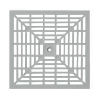 Griglia in polipropilene 30 x 30 cm
