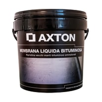 Membrana di poliuretano AXTON Bituminosa 5 kg