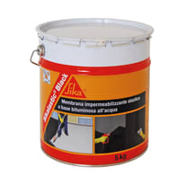 Isolamento bituminoso SIKA Sikalastic® Black 5 kg