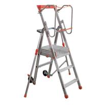 Scala doppia FACAL Platea in alluminio per lavori fino a 2.5 m