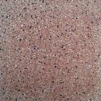 Lastra sabbiato cemento 40 x 40 cm Sp 40 mm rosa 18.56 mq