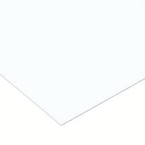 Vetro sintetico in polistirene trasparente L 150 x H 50 cm, Sp 2.5 mm