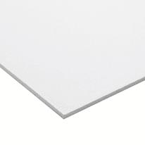 Vetro in pvc espanso bianco L 100 x H 100 cm, Sp 3 mm