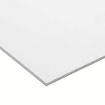Vetro sintetico in pvc espanso bianco L 100 x H 50 cm, Sp 3 mm