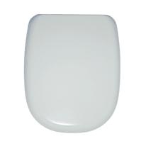 Copriwater ovale Tesi bianco