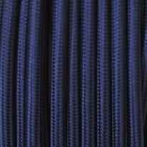 Cavo tessile MERLOTTI 2 fili x 0,75 mm² blu 3 metri