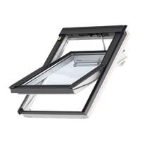 Finestra da tetto VELUX GGU FK06 008621 elettrico L 66 x H 118 cm bianco