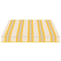Tenda da sole a caduta con bracci TEMPOTEST PARA' 300 x 250 cm giallo Cod. 5118/62