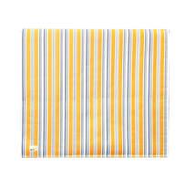 Tenda da sole a caduta con rullo 300 x 250 cm giallo