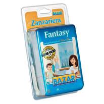 Tela per zanzariera Fantasy L 150 x H 250 cm bianco
