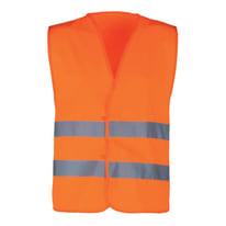 Gilet KAPRIOL Tg Taglia unica arancione fluo