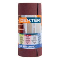 Rotolo di tela abrasiva DEXTER grana 220
