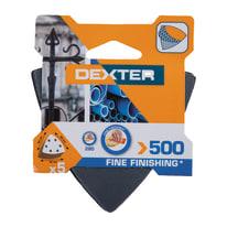 Delta abrasivo DEXTER grana 500