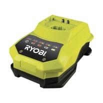 Caricabatterie RYOBI in litio (li-ion) 18 V