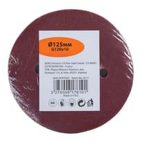 Disco abrasivo velcro ® grana 120