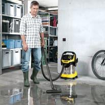 Aspiratore solidi e liquidi KARCHER WD 5 Premium 25 L 1100 W